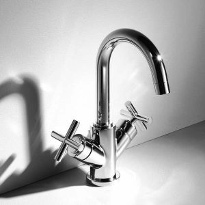 Bora Basin Mixer with pop-up waste