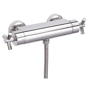 Zone Exposed Thermostatic Shower Valve