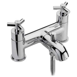 Zone Bath Shower Mixer with No 1 Kit