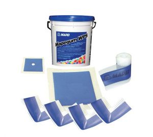 Mapei Wet Floor Showering Kit