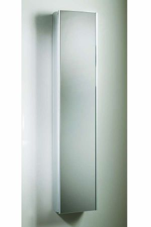 Roper Rhodes Ascension Reference Tall Mirror Glass Door Cabinet Ascension