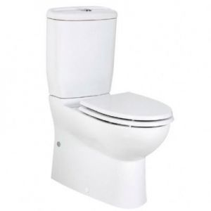 Sedef Creavit Gienic Close Coupled Toilet with Built in Bidet