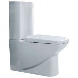 Thor Creavit Gienic Close Coupled Toilet with Built in Bidet