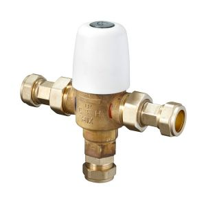 Ideal Standard 22mm Thermostatic Blending Valve TMV