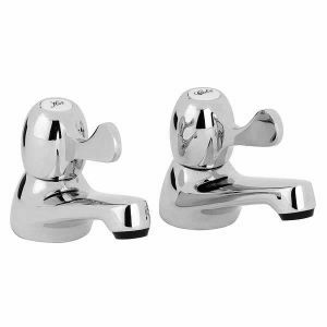 Mayfair Taps - Alpha Lever Bath Taps (Pair)