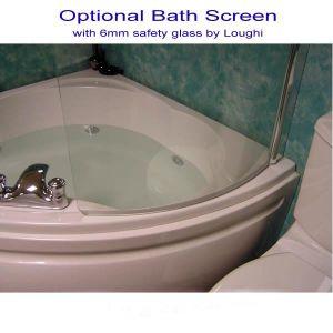 Corner Shower Baths