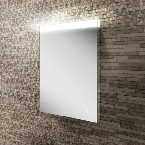 HiB Alpine 50 LED Steam-Free Bathroom Mirror
