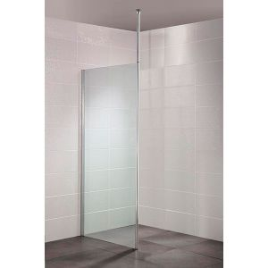 April Identiti2 Wetroom Floor to Ceiling Post