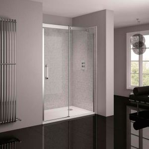 April Prestige2 1400mm Sliding Door Right Hand