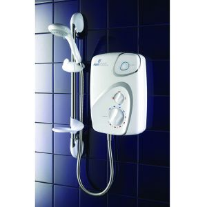 Which Electric Shower - Galaxy Aqua 9000XP electric shower from MBD Bathrooms