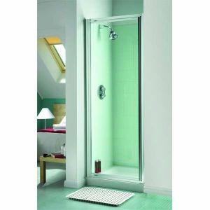 Aqualux Aquarius Shower Pivot Door 900mm