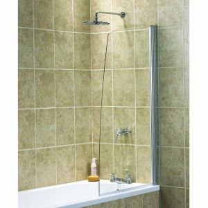Aqualux Aquarius Sail Bath Screen