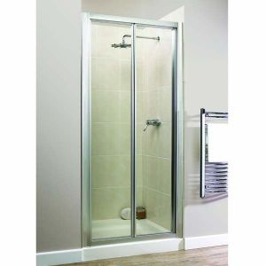 Aqualux Aquarius Xtra Bi-fold Shower Door 800mm