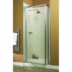 Aqualux Aquarius Xtra Shower Pivot Door 900mm