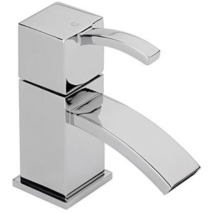 Arke Bathroom Basin Taps (Pair)