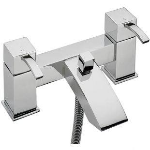 Arke Bath Shower Mixer With No 1 Kit