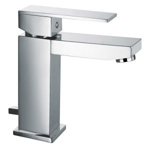 Blade Monobloc Basin Mixer (with pop-up waste)