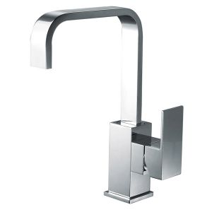 Blade Side Lever Basin Mixer (with pop-up waste)