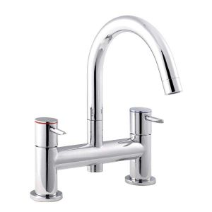 Bath Mixer Tap - Pixi with Swivel Spout