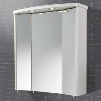 tissano bathroom mirror with light illuminated cabinet - Bathroom Mirror With Lights