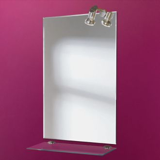 Merlin - Bathroom Mirrors with Lights