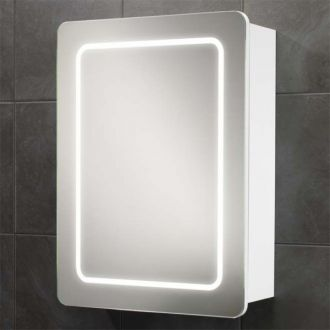 Orlando Mirrored Bathroom Cabinet With Lights Mirrored Bathroom - Bathroom cabinets orlando