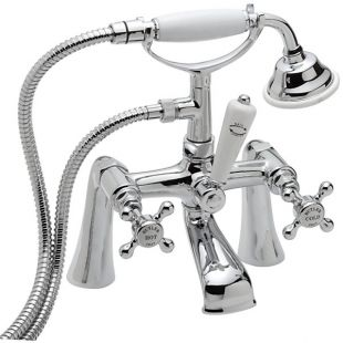 Butler Bath Shower Mixer With No 1 Kit