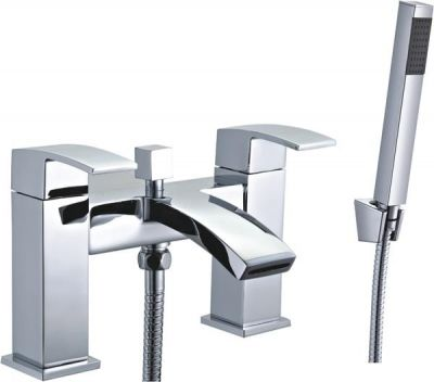 Mayfair Colorado Waterblade Chrome Bath Shower Mixer Tap CLD007