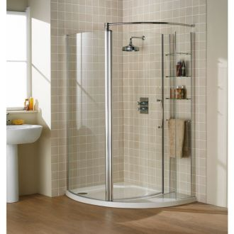 Lakes Compartment Shower Cubicle