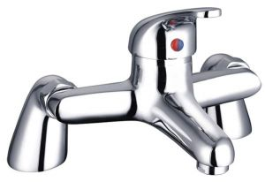 Mayfair Cosmic Chrome Bath Filler Mixer Tap CSM005