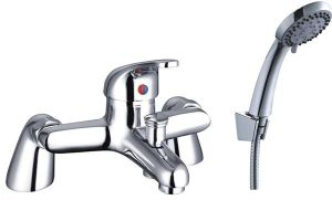 Mayfair Cosmic Chrome Bath Shower Mixer CSM007