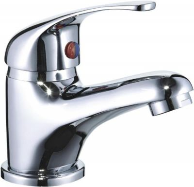 Mayfair Cosmic Chrome Monoblock Basin Mixer Tap CSM009