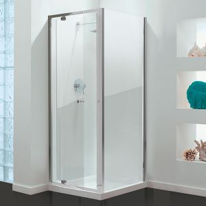Coram Shower Enclosure - GB Pivot Door 800mm