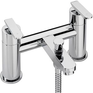 Eclipse Bath Shower Mixer with No 1 Kit