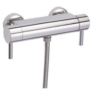Ergo Lever Exposed Thermostatic Shower Valve