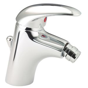 Elan Bidet Mixer with Pop-up Waste
