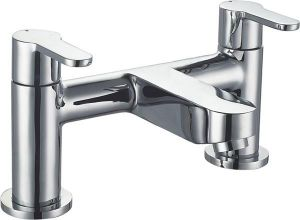 Mayfair Focus Chrome Bath Filler Mixer Tap FCS005