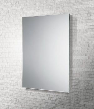 HiB Johnson Non-illuminated Bathroom Mirror