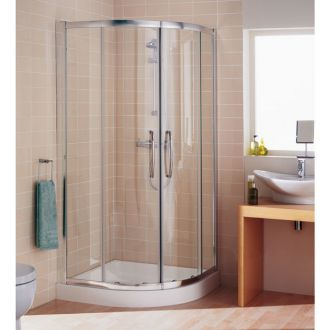 Lakes Quad 800mm Shower Enclosure