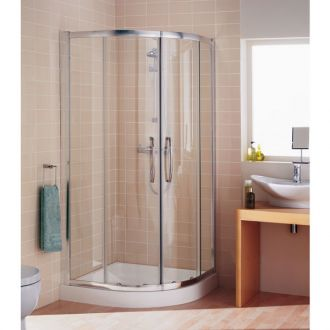Lakes Quad 900mm Shower Enclosure