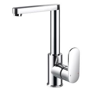 Metro Side Lever Basin Mixer (with pop-up waste)