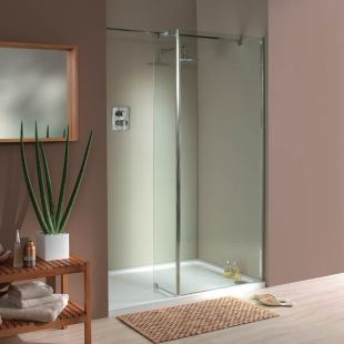 Italia Mileto Walk-in Shower