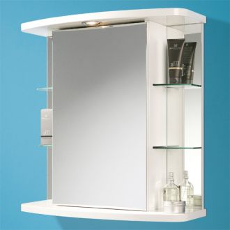 Vera - Mirrored Bathroom Cabinet with Lights