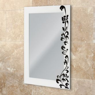 Mirror for the Bathroom - Contrast by HIB