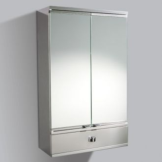 stainless steel mirror bathroom cabinet visnu bathroom mirrored cabinets stainless steel 24267