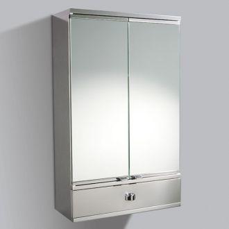 Visnu   Bathroom Mirrored Cabinets