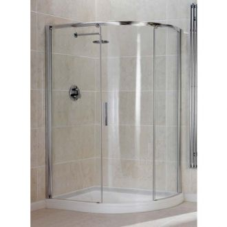 Manhattan Shower Enclosure - Offset Plus