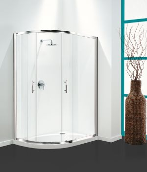 Coram Optima Shower Quadrant Enclosure 1200 x 800mm