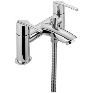 Pure Bath Shower Mixer with No 1 Kit