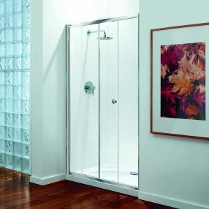 1000mm Coram Premier Shower Sliding Door